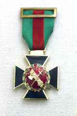 Ancient medals and military decorations