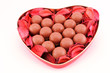 Chocolates for san valentine