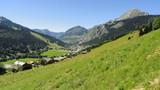 Fototapety La Chapelle d'Abondance (Haute-Savoie)