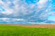 Leinwandbild Motiv Felder, Ackerbau, Landwirtschaft