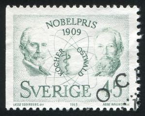 Emil Kocher and Wilhelm Ostwald