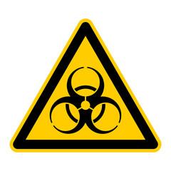 symbol for biohazard german biogefährdung g431