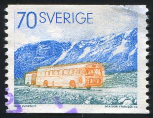 Postal autobus