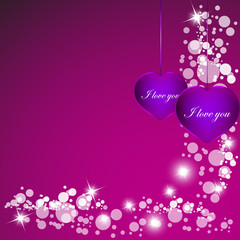 Valentine´s day wallpaper