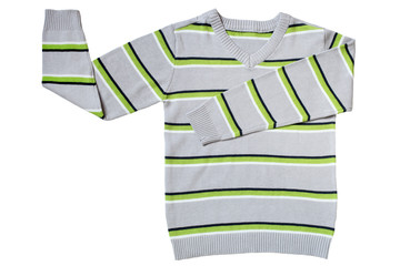 Children's wear - striped sweater