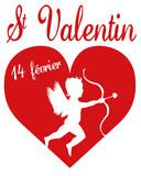 PICTO St Valentin Coeur