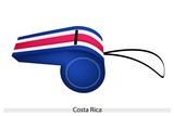 A Whistle of The Republic of Costa Rica