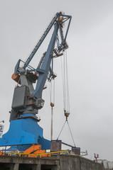 Hamburger Hafen, Hafenanlage, Kranen, Container, Deutschland
