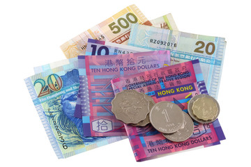 Hong Kong Currency money