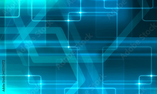 digital abstraction background