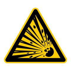 symbol for explosion german explosionsgefährlich g418