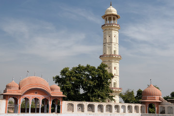 Jaipur city in India