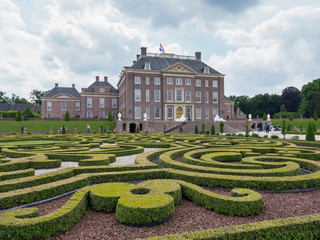 Royal palace Het Loo in the Netherlands