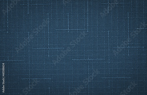 blue coarse canvas background