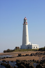 Lighthouse, La Paloma, Uruguay