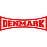 Denmark Danmark Logo poster