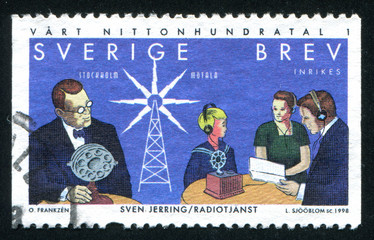 Radiotjanst