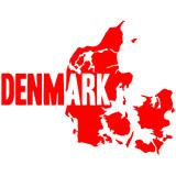 Denmark Danmark poster