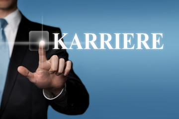 touchscreen - Karriere