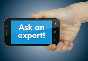 Ask an expert! Phone