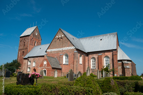 Kirche St. Johannis auf der Insel Föhr - Friesendom - 60393294