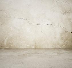 empty grey room