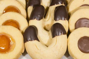 Composizione di biscotti