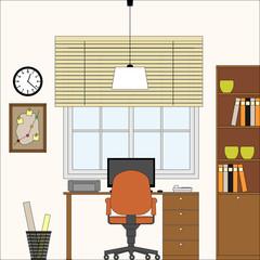 Interior Office Studio Workplace