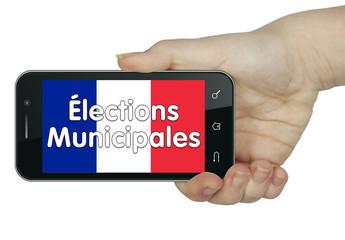 Élections municipales. 2014. Teléphone