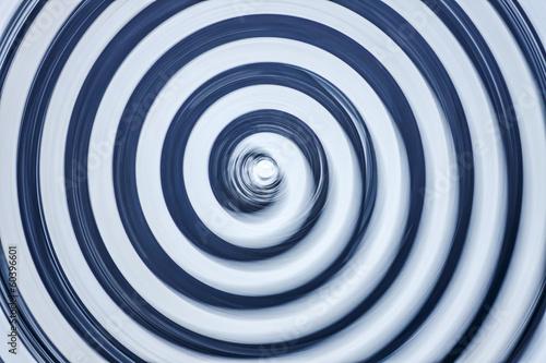 Leinwandbild Motiv Spirale ipnotica