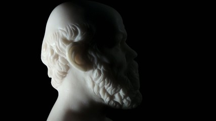 Socrates was a Greek Athenian philosopher
