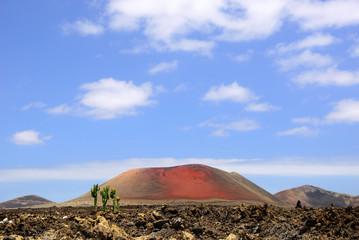 Mountain Colorado, Lanzarote