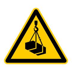 symbol for suspended load german schwebende last g437