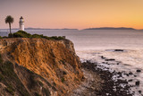 Fototapety Vicente Point, Rancho Palos Verdes, Los Angeles California, USA