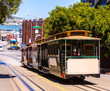 San francisco Hyde Street Cable Car California - 60399226