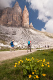 Hiking in Dolomites