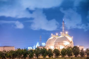 LPG gas stotage