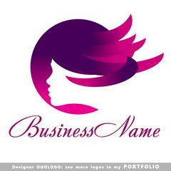 woman, wonderful, beautiful, tenderness, logo