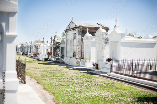 cemetery in New Orleans Louisiana