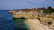 Algarve Strand Vale de Centeanes vid 02