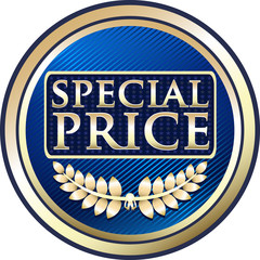 Special Price Blue Label