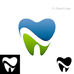N. Dental Logo