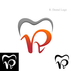 R. Dental Logo