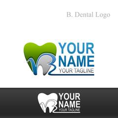 B. Dental Logo