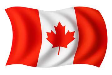 Canada flag - Canadian flag