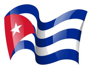 Cuba flag - Cuban flag