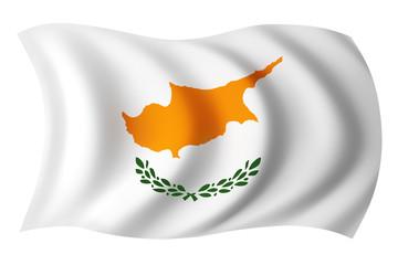 Cyprus flag - Cypriot flag