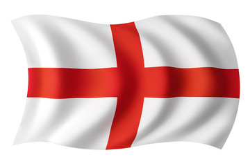 England flag - British flag