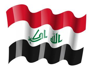 Iraq flag - Iraqi flag