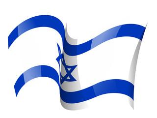Israel flag - Israeli flag